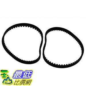 [106美國直購] High Quality Long Life Durable Vacuum Belt 2 PK Designed 20-5285 742024