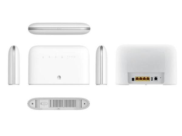 【免運費】HUAWEI 華為 B715s  4G LTE 無線路由器  ★ 可插入 4G 網卡