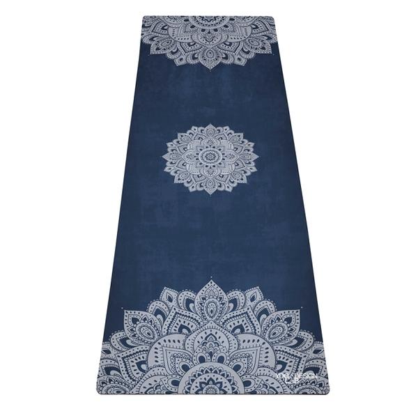 【YogaDesignLab】Combo Mat 天然橡膠瑜珈墊3.5mm - Mandala Sapphire