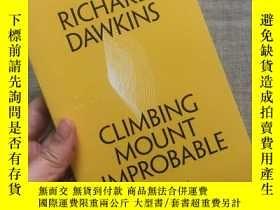 二手書博民逛書店Climbing罕見Mount Improbable, 20th Anniversary Edition 二十周年