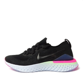 NIKE Epic React Flyknit 2 GS [AQ3243-003] 童鞋 運動 休閒 慢跑 透氣舒適 黑