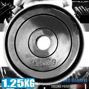 1.25KG包膠槓片(單片1.25公斤槓鈴片)啞鈴片.重力舉重量訓練.運動健身器材.推薦哪裡買專賣店