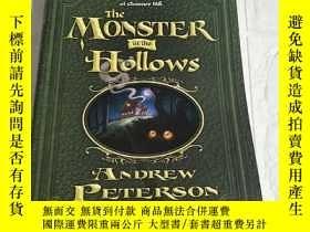 二手書博民逛書店THE罕見Monster In The Hollows 品看圖Y