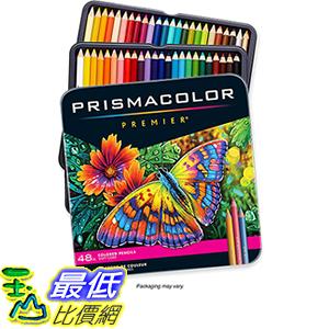 [2美國直購] Prismacolor 92885T Colored Pencils, Set of 36 色 Assorted Colors 色鉛筆