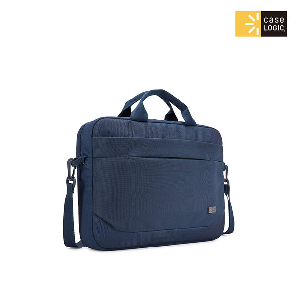 Case Logic-ADVANTAGE 14吋電腦側背包ADVA-114-深藍