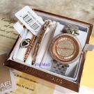 『Marc Jacobs旗艦店』Michael Kors正品實拍 美國代購 MK MK三件式手錶手環限量套裝組