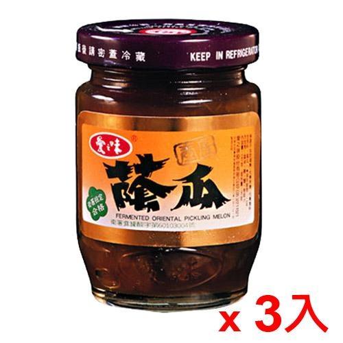愛之味壺底蔭瓜140g x3【愛買】