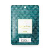【京之物語】日本製LULULUN新品皮膚保養型面膜七入-預購商品