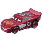 小禮堂 TOMICA多美小汽車 迪士尼 閃電麥坤 跑車 玩具車 模型車 (C-03 紅) 4904810-16649