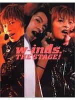 二手書博民逛書店 《w-inds. THE STAGE!》 R2Y ISBN:4391126796│主婦と生活社