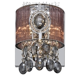 燈飾燈具【燈王的店】LED水晶壁燈 (附 LED 3W*4) ☆ 342/3