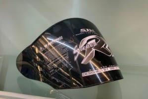 SBK安全帽,SUPER-RR,ABS版專用鏡片