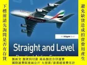 二手書博民逛書店Straight罕見And Level: Practical Airline Economics-直線與水平:實用