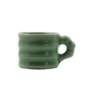 龍泉青瓷 陶瓷 冰裂釉 茶杯