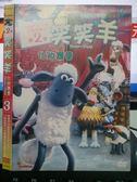 挖寶二手片-X15-079-正版DVD*動畫【笑笑羊 第2季-化妝舞會(3)】-國語發音