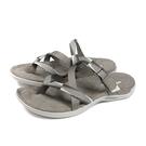 MERRELL DISTRICT MENDI THONG 拖鞋 戶外 橡膠底 灰棕色 女鞋 ML000102 no098