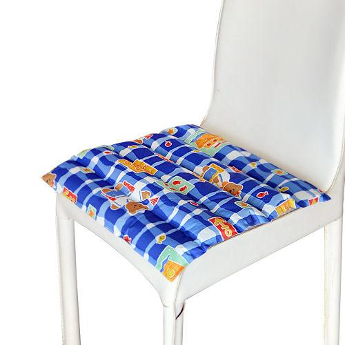 超級涼墊【方坐墊】冰涼墊 水坐墊 水涼墊 水墊 涼水墊 椅墊 台灣製 [百貨通]
