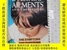二手書博民逛書店大32開英文原版罕見The complete book of children s everyday ailmen