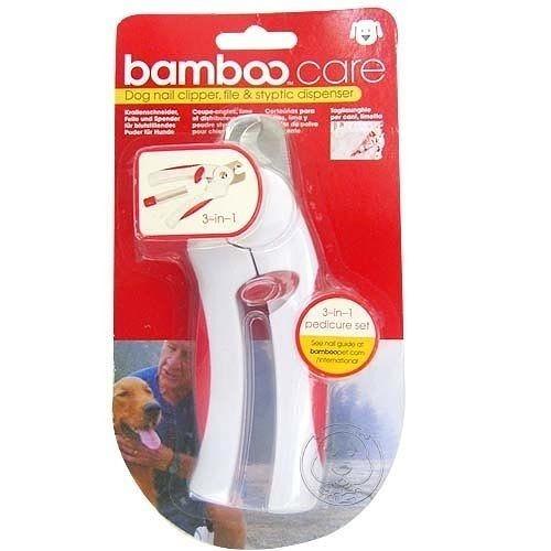 【培菓平價寵物網】 Bamboo CARE《寵物用_鉗式》強力指甲剪
