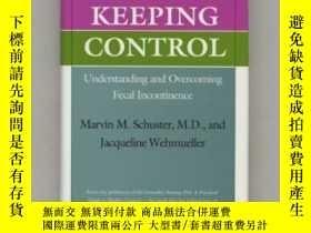 二手書博民逛書店Keeping罕見Control: Understanding