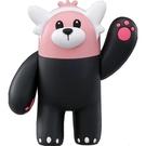【震撼精品百貨】神奇寶貝_Pokemon~Pokemon GO 精靈寶可夢 神奇寶貝ESP_10 穿著熊#86384