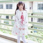 洋裝日常夏季連身裙學生cosply服裝女lolita動漫cos服女