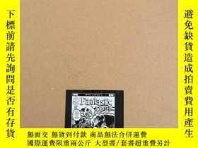 二手書博民逛書店JOHN罕見BYRNE FANTASTIC FOUR ARTIST EDITIONY19139 John By