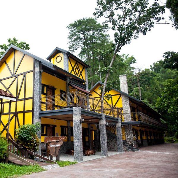 [台南]大坑休閒農場-尊榮四人住宿兌換券
