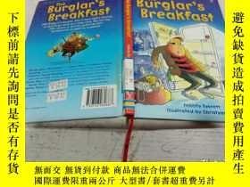 二手書博民逛書店THE罕見BURGLARS BREAKFAST(竊賊早餐)Y200392