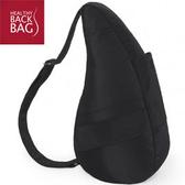 丹大戶外【Healthy Back Bag】美國寶背包-小/人體工學/防滑背帶/多收納口袋/斜背包/ HB7103-BK 黑