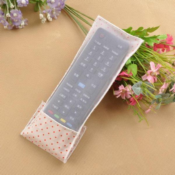 [超豐國際]大中小號 棉電視遙控器套遙控防塵罩 空調遙控器保