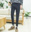 找到自己品牌 港仔風新款潮男 百搭休閑 小腳 牛仔褲 毛邊刺繡簡約