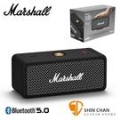 【預購】Marshall Emberton 藍牙喇叭 IPX7防水 輕巧攜帶設計 無線喇叭 藍牙5.0 音箱音響 / 台灣公司貨
