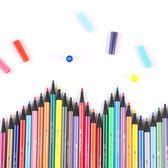 水彩筆套裝兒童畫筆彩色筆繪畫幼兒園小學生用無毒24色36色 居享優品