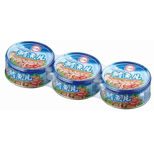 台糖鮪魚片150G*3【愛買】