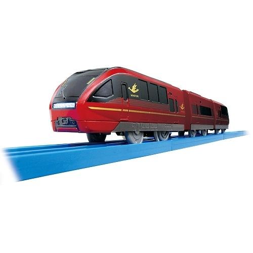 日本 S-44 近鐵名阪特急列車 火鳥 附燈 鐵道王國 TP14179公司貨