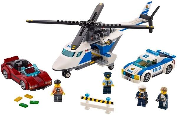 樂高LEGO CITY 高速追捕 60138 TOYeGO 玩具e哥