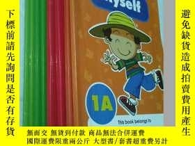 二手書博民逛書店Best罕見Learning Education Activity 1A 1B 2A 2B 3A 3B 4A 4B