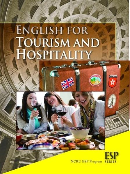 (二手書)ESP: English for Tourism and Hospitality