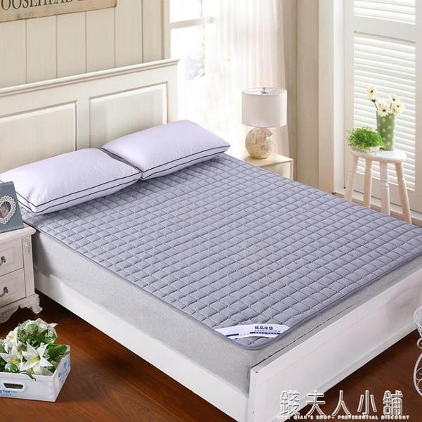 席夢思床墊保護墊水洗防滑床護墊1.8m保護罩1.5薄款床褥子保潔墊ATF 錢夫人小鋪