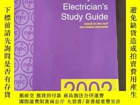 二手書博民逛書店Stallcups罕見Journeyman Electricians Study Guide based on