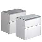 衛生間廁所紙巾盒衛生紙置物架免打孔抽紙卷紙廁紙盒家用防水創意  喜迎新春