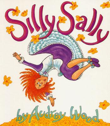 『鬆聽出英語力--第30週』- SILLY SALLY/平裝繪本