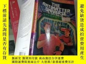 二手書博民逛書店THE罕見ANTIMATTER UNIVERSEY3701 HATE MUELLER NEW YORK TOT