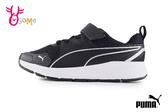 PUMA PURE JOGGER V PS 中童 摩登復古 運動鞋 慢跑鞋 J9568#黑色◆OSOME奧森鞋業