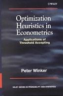 二手書《Optimization Heuristics in Econometrics: Applications of Threshold Accepting》 R2Y ISBN:0471856312
