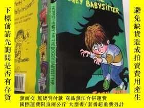 二手書博民逛書店horrid罕見henry and the bogey babysitter 可怕的亨利和那個可怕的保姆..