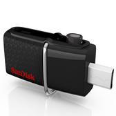 [富廉網] SanDisk  Ultra Dual OTG 64GB SDDD2 雙傳輸 USB 3.0 隨身碟 64G SDDD2-064G-G46