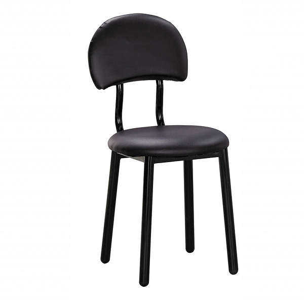 羅莎黑皮椅(21SP/838-3)