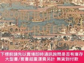 二手書博民逛書店浮繪江戶八景【復刻版】Eight罕見Views of Edo【Reproduction】Y461087 重長S